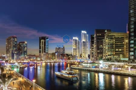 3 Bedroom Apartment for Sale in Dubai Marina, Dubai - Full Sea View I Spacious 3 Beds I Handed over soon