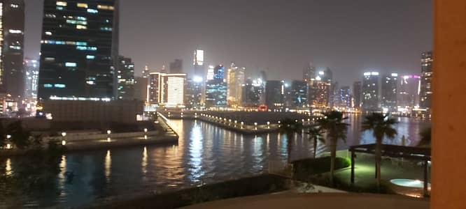 1 Bedroom Apartment for Rent in Business Bay, Dubai - One OF The Best Layout 1BHK In Business Bay Beautiful  Canal View