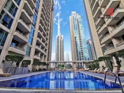 فلیٹ 1 غرفة نوم للبيع في وسط مدينة دبي، دبي - Open view|Rented unit|well-maintained|1 bedroom