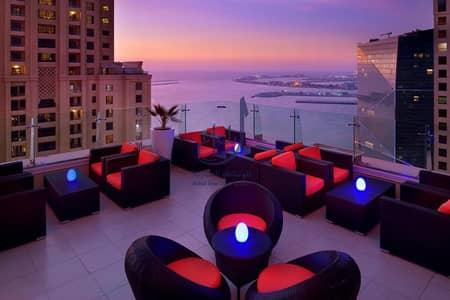 Hotel Apartment for Rent in Jumeirah Beach Residence (JBR), Dubai - JBR| STUDIO|FOR RENT