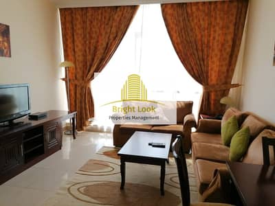 1 Bedroom Flat for Rent in Airport Street, Abu Dhabi - Elegant Fully Furnished 1 BHK with Gym & Pool  45