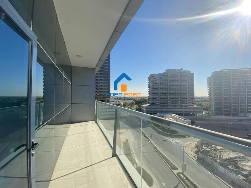 12 Spacious 1BR Brand New Apartment in Oasis Tower 1