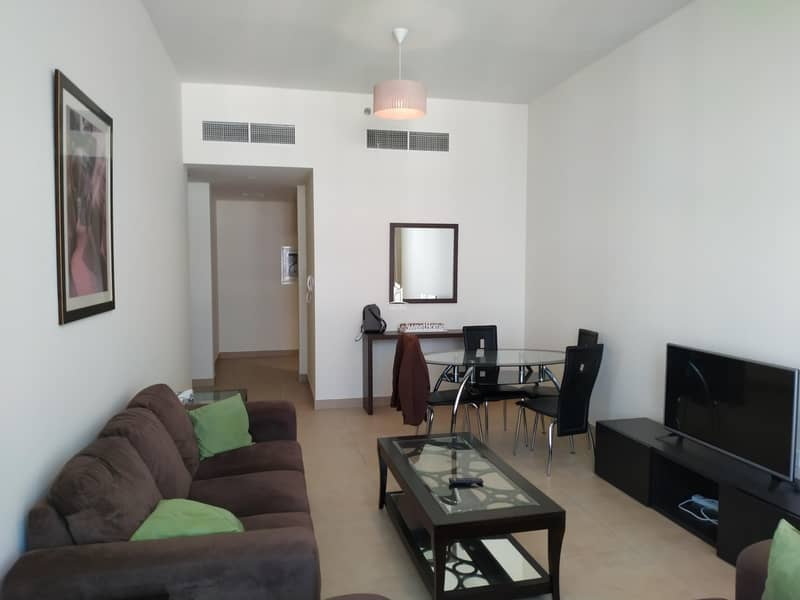 Fully furnished & equipped 3BR+study