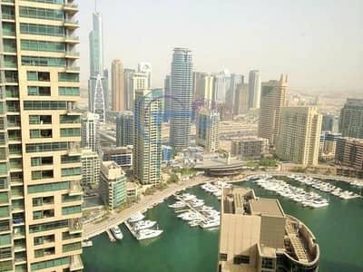 فلیٹ 2 غرفة نوم للبيع في جميرا بيتش ريزيدنس، دبي - Best Deal Vacant 2 Bed Full Marina Views