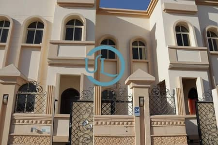 4 Bedroom Townhouse for Rent in Mohammed Bin Zayed City, Abu Dhabi - 4BED VILLA WITH MAID ROOM