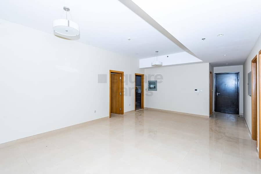 Brand New I Pool View I 2 bed+ maid+laundry