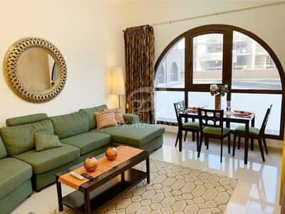 Studio for Rent in Arjan, Dubai - Fully furnished Studio in Arjan Lincoln Park