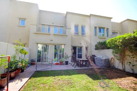 3 Bedroom Townhouse for Rent in The Lakes, Dubai - Exclusive | 3 Bedroom + Study | 2521 SqFt