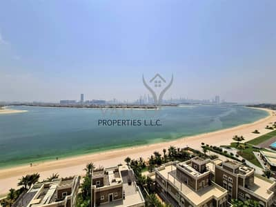 4 Bedroom Apartment for Sale in Palm Jumeirah, Dubai - Vacant | Never Lived In | Stunning Sea View