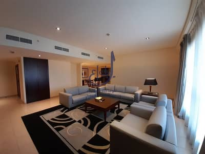 2 Bedroom Hotel Apartment for Rent in Jumeirah Beach Residence (JBR), Dubai - 2bed | amazing view | JBR