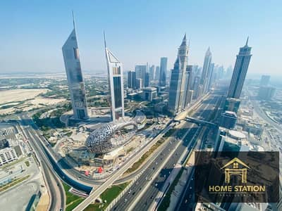 2 Bedroom Flat for Rent in Sheikh Zayed Road, Dubai - 2 MONTH FREE NO COMMISSION CHILLER FREE 2BHK+MAID'S ROOM