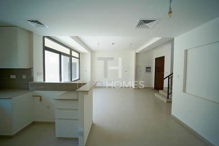 3 Bedroom Townhouse for Sale in Town Square, Dubai - Single Row | Type 1 | Vacant and ready to move in