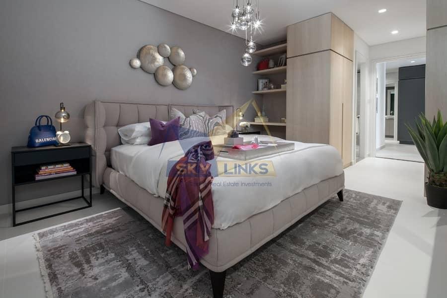 2 Luxurious 2 Bedroom Apt with Large Balcony