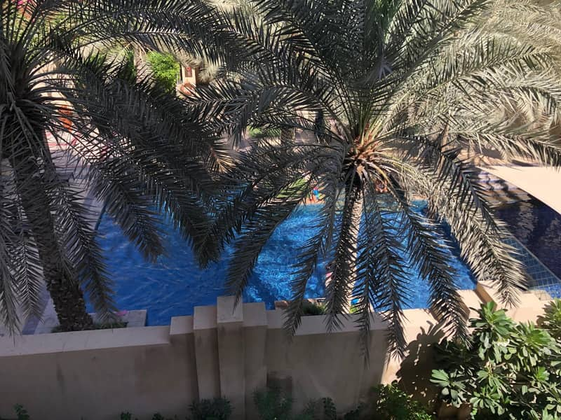 2 Pool and Burj View Exclusive Ensuite Bedrooms Well Maintained