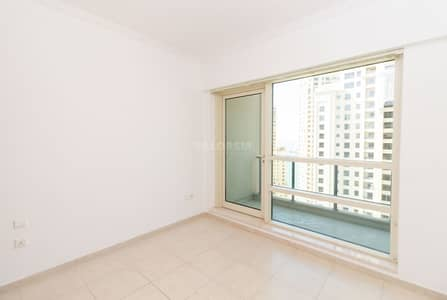 2 Bedroom Apartment for Rent in Dubai Marina, Dubai - EXECUTIVE|NEAT&CLEAN;|UNFURNISHED|2BHK|CHILLER FREE