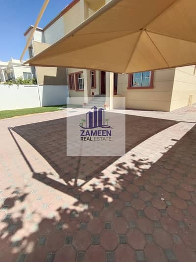 5 Bedroom Villa for Rent in Mohammed Bin Zayed City, Abu Dhabi - SEPERATE 5 BED ROOM WITH PRIVATE YARD AND SMALL GARDEN
