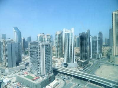 مکتب  للايجار في الخليج التجاري، دبي - Well structured   Canal View   Partitioned  Vacant