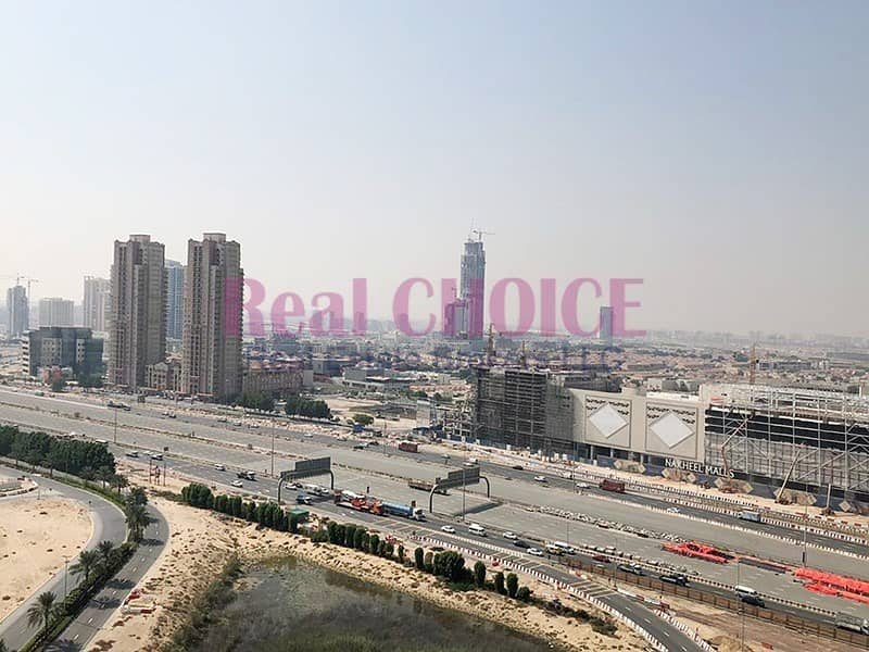 High Floor | Fully Furnished | 1 Bedroom