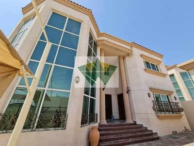 5 Bedroom Villa for Rent in Shakhbout City (Khalifa City B), Abu Dhabi - Sensational 5 Master Bedroom Villa With Pool in Sheikh Shakhbout City (Khalifa City B).