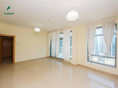 Available Now |1BR with Huge Balcony | Marina View