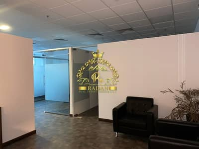 Office for Rent in Business Bay, Dubai - Full Burj Khalifa View | Fitted Office for Rent | 110K