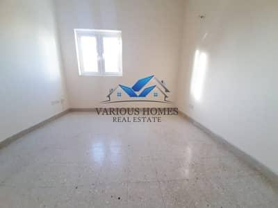 شقة 1 غرفة نوم للايجار في الوحدة، أبوظبي - Hot Offer 1Bhk 35k 6 Payment Central Ac Delma Street Muroor Road