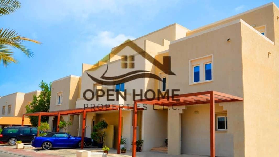 Hot Deal! single row villa @ Al Reef Villa