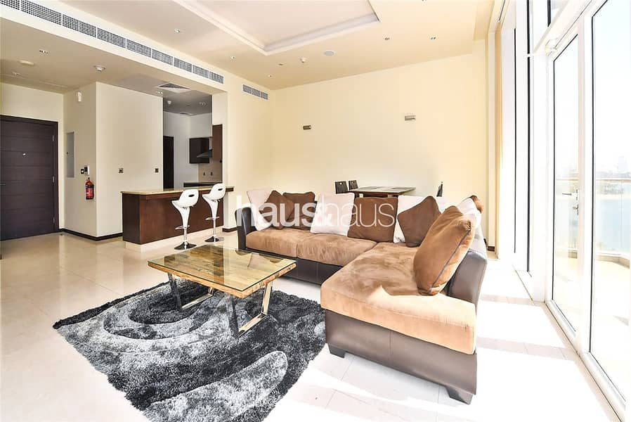 2 Fully furnished | High floor and Sea view