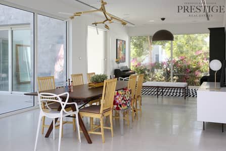4 Bedroom Villa for Sale in Al Barari, Dubai - Nest A2 4 Bedroom | Owner Occupied | Upgraded