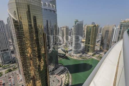 شقة 3 غرف نوم للبيع في أبراج بحيرات الجميرا، دبي - Full Lake View | Upgraded | Stunning Duplex