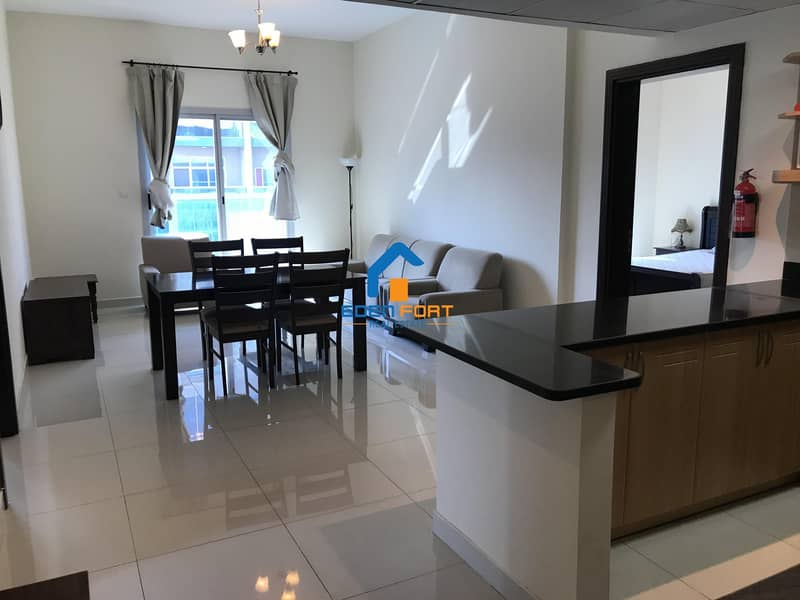 2 Golf View 3 Bedroom Fully Furnished Apartment