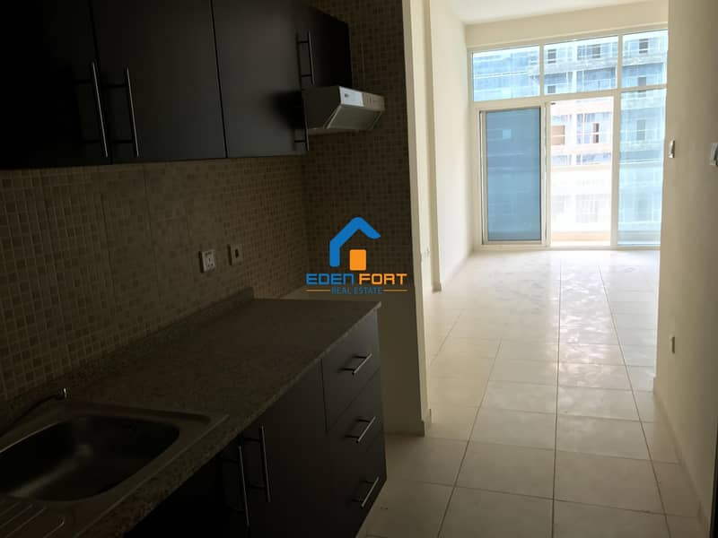 Well Maintained Unfurnished Studio Apartment