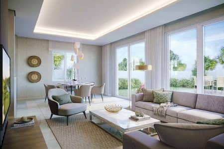 2 Bedroom Townhouse for Sale in Dubailand, Dubai - Single row I Large 2BR + Maid | Great Price!