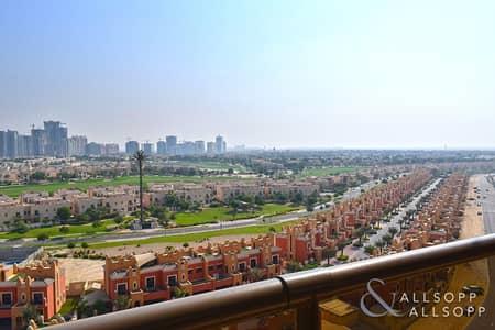 شقة 1 غرفة نوم للبيع في مدينة دبي الرياضية، دبي - 1 Bedroom | Golf Course View | Vacant Now