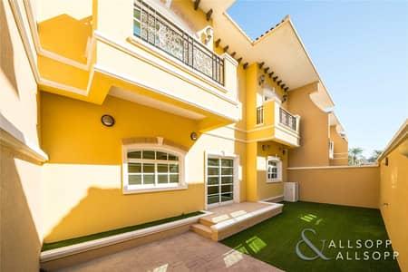 تاون هاوس 3 غرف نوم للبيع في مدينة دبي الرياضية، دبي - Exclusive | Vacant On Transfer | 3 Beds
