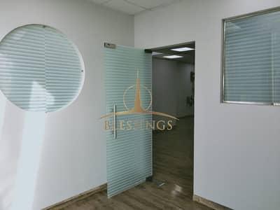 مکتب  للايجار في الخليج التجاري، دبي - Fully Fitted Office with Partitions