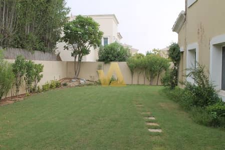 3 Bedroom Villa for Rent in Arabian Ranches, Dubai - 3 BR+Maid | Opp to Pool and Park|Fully Furnished