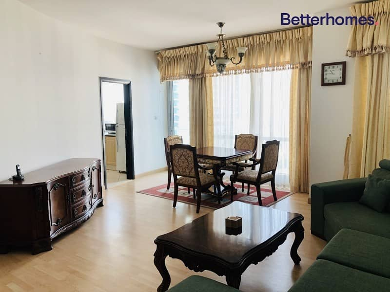 Rented till January|Furnished|Closed Kitchen