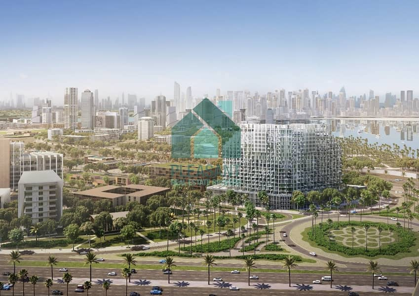 2 Retail Shop|Roi 10-12%|Healthcare city|Heart of Dubai