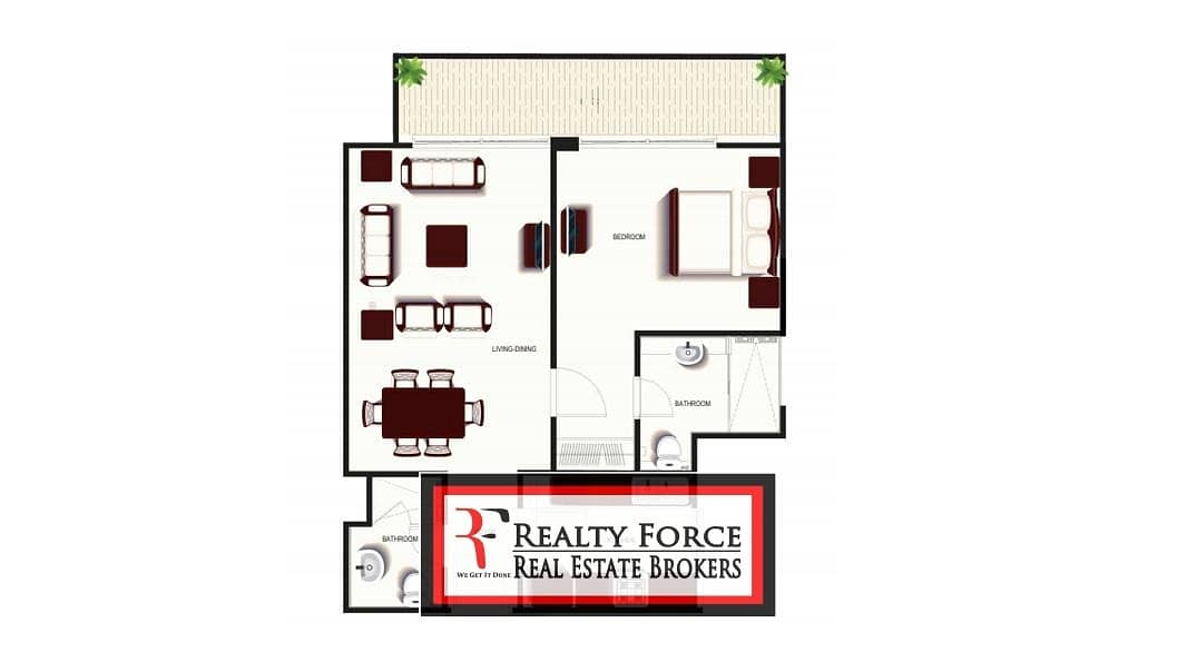 11 POOL VIEW | BRAND NEW 1BR | HANDOVER SOON