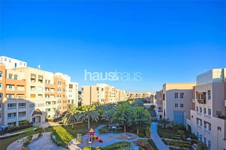 3 Bedroom Apartment for Sale in Al Furjan, Dubai - Vacant On Transfer | Communal View | 3 bed + Maid