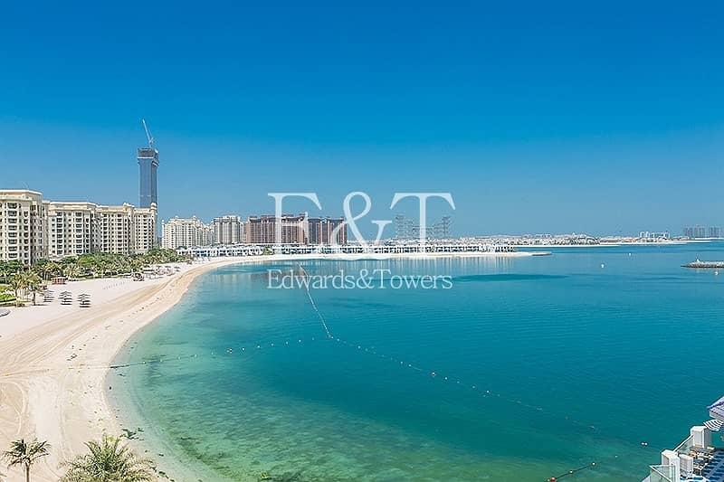 20 Stunning Ocean Views|Very Clean|Pool Beach Gym| PJ