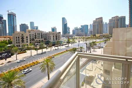 3 Bedroom Apartment for Rent in Downtown Dubai, Dubai - 2 Bedroom Plus Maids | Available To Rent
