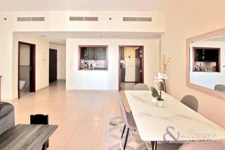 شقة 2 غرفة نوم للبيع في جميرا بيتش ريزيدنس، دبي - Upgraded | Two Bedroom | Shams Community