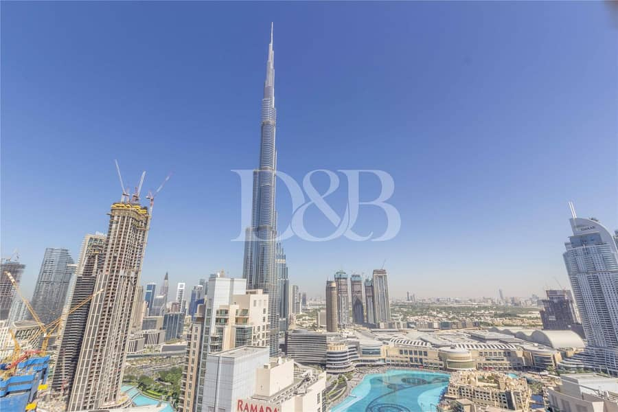 2 Fountain View | High Floor | Chiller Free