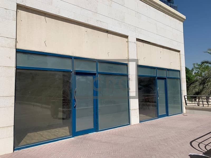 VACANT | Near to Metro| Ground Floor | Signage Available