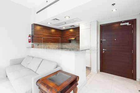 Studio for Rent in Business Bay, Dubai - 1MONTH FREE-CONVERTED TO 1BR -FURNISHED-CANAL VIEW