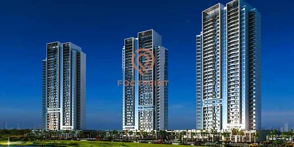 Studio for Sale in DAMAC Hills (Akoya by DAMAC), Dubai - Limited Offer   Semi Furnished   Golf Views   DAMAC Hills