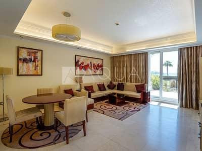 فلیٹ 2 غرفة نوم للايجار في نخلة جميرا، دبي - Unique Property   Spacious 2 BR   Vacant