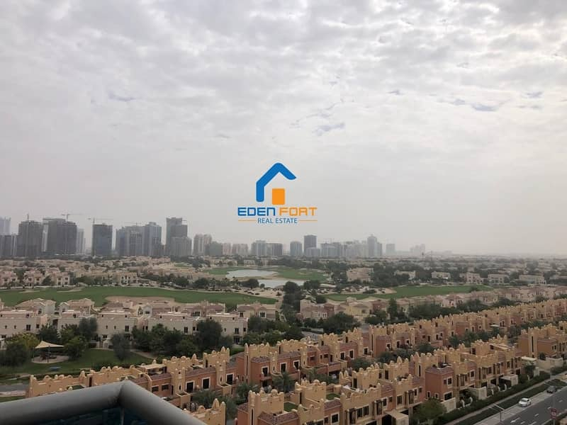 Golf  View-3 BHK-Furnished-Elite Residence -DSC